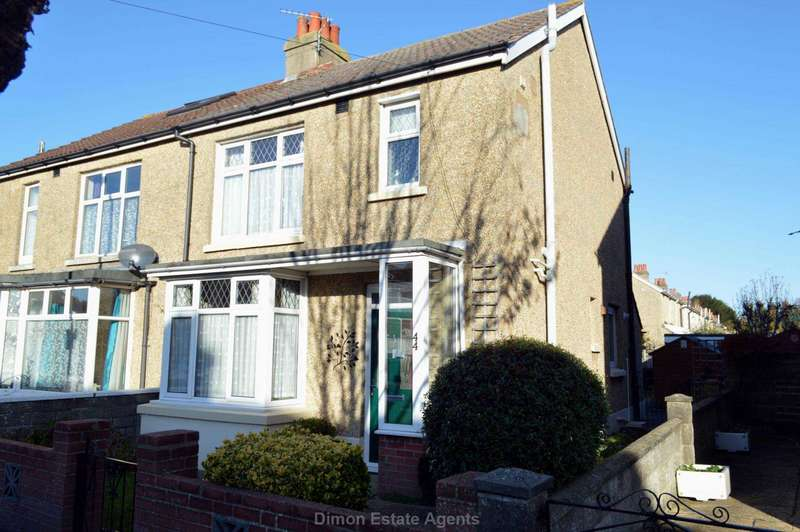 3 Bedrooms Semi Detached House for sale in Carnarvon Road, Gosport