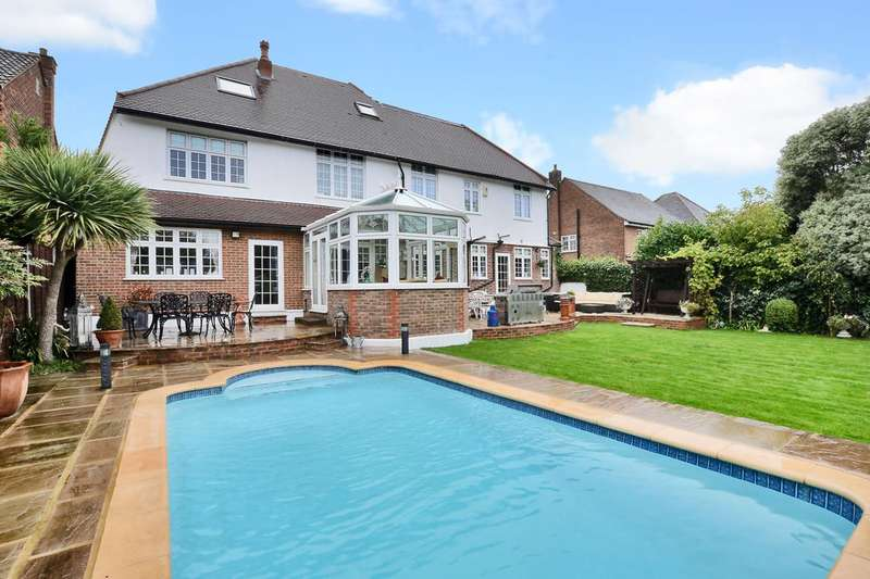 7 Bedrooms House for sale in The Avenue, Worcester Park, KT4