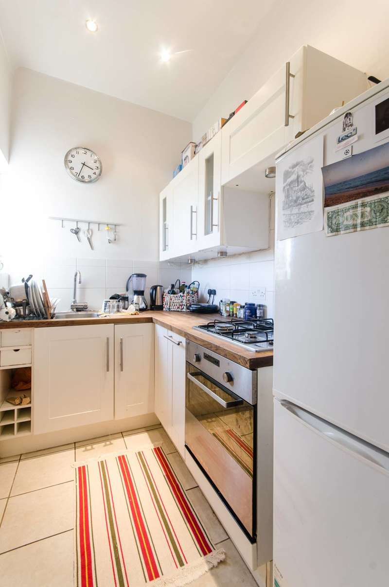 1 Bedroom Flat for sale in Olive Road, Cricklewood, NW2