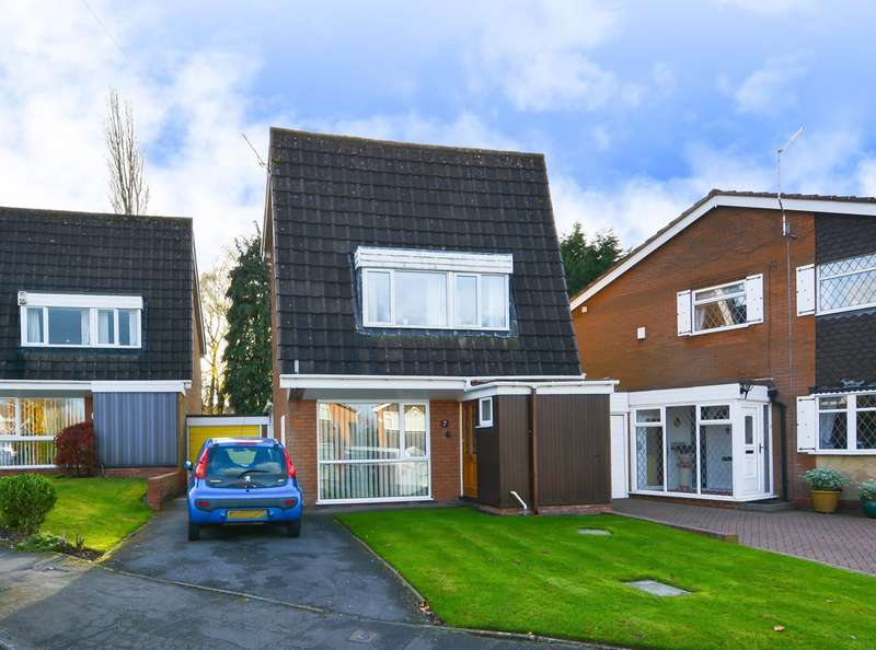 3 Bedrooms Detached House for sale in Kendal Rise, Oldbury, B68
