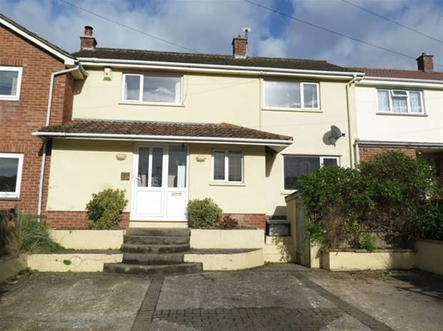 3 Bedrooms Terraced House for sale in Johnson Close, Wells