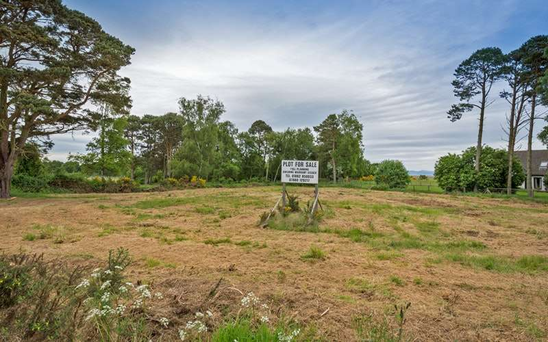 Land Commercial for sale in St. Catherines Cross, Tain, Fern, Highland, IV20