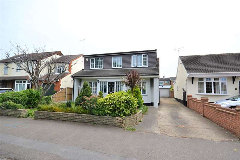 4 Bedrooms Detached House for sale in Southend Road, Stanford le Hope