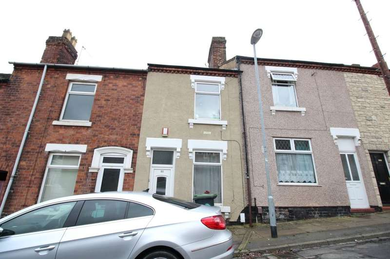 2 Bedrooms Property for sale in Mount Street, Northwood, Stoke-On-Trent, ST1