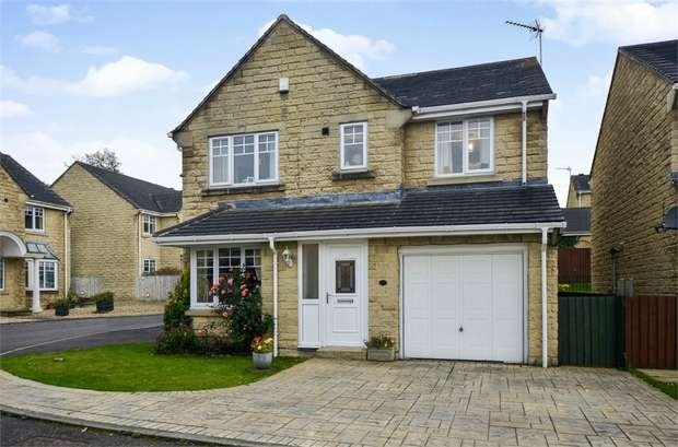 4 Bedrooms Detached House for sale in Holly Bank, Elland, West Yorkshire