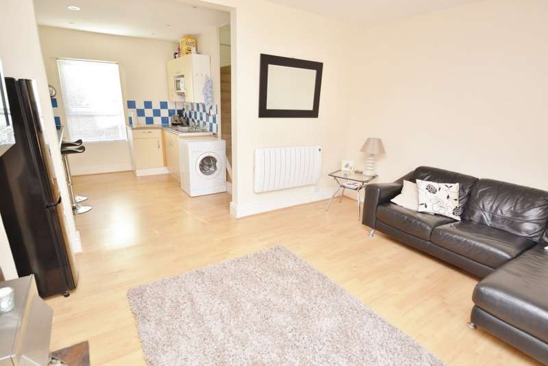 1 Bedroom Maisonette Flat for sale in Swanage