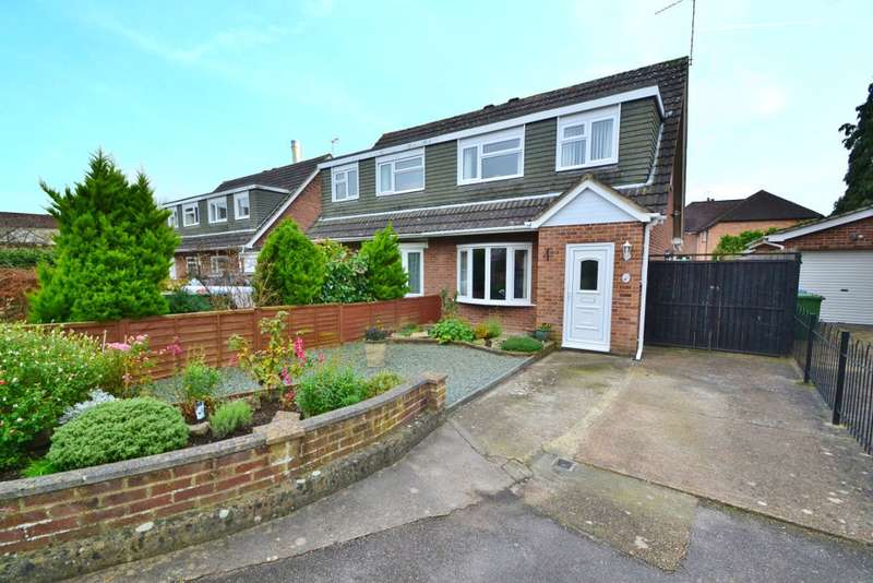 3 Bedrooms Semi Detached House for sale in Banister Park
