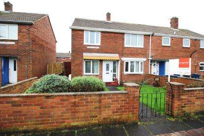 3 Bedrooms Semi Detached House for sale in Copley Avenue, Whiteleas, South Shields, Tyne and Wear, NE34