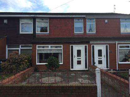 3 Bedrooms Terraced House for sale in Hapsford Road, Litherland, Liverpool, Merseyside, L21