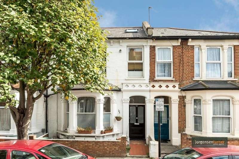 2 Bedrooms Flat for sale in Tunis Road, Shepherds Bush, London, W12 7EY