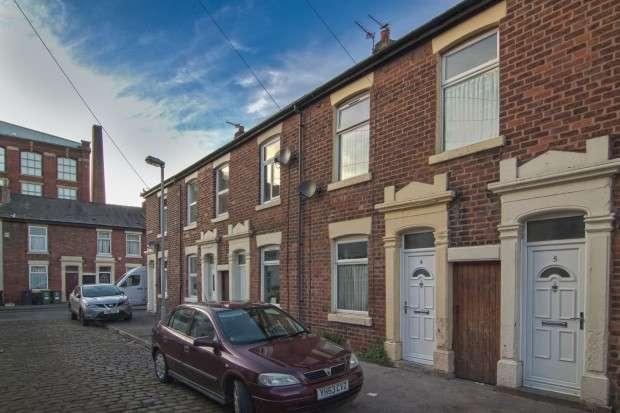 2 Bedrooms Terraced House for sale in Stefano Road, Preston, PR1