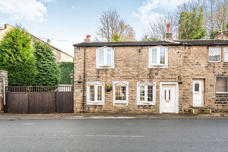 3 Bedrooms Semi Detached House for sale in Hermit Hole Halifax Road, Keighley, BD21