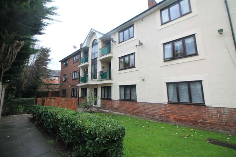 2 Bedrooms Flat for sale in Jersey Close, BOOTLE, Merseyside