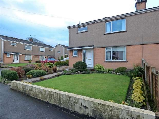 3 Bedrooms Semi Detached House for sale in Fitz Road, Cockermouth, Cumbria