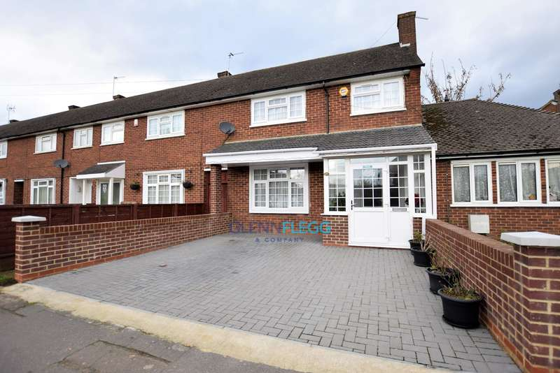 3 Bedrooms End Of Terrace House for sale in Hampden Road, Langley