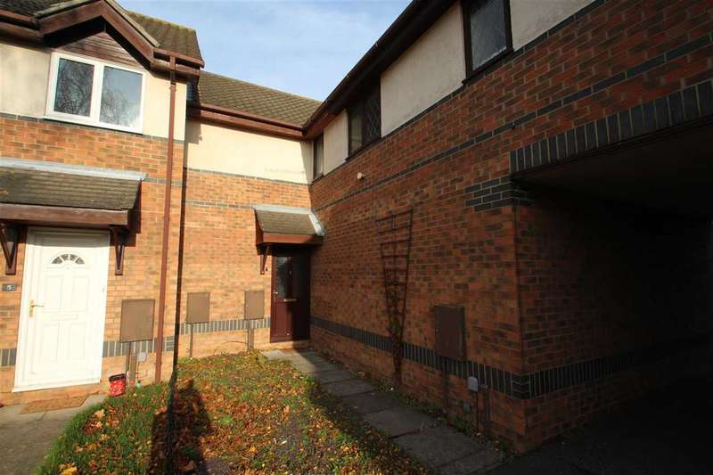 2 Bedrooms End Of Terrace House for sale in Haywards Fields, Kesgrave, Ipswich