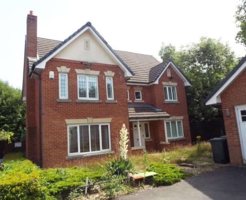 6 Bedrooms Detached House for sale in Heythrop Close, Whitefield, Manchester, Lancashire, M45 7YB