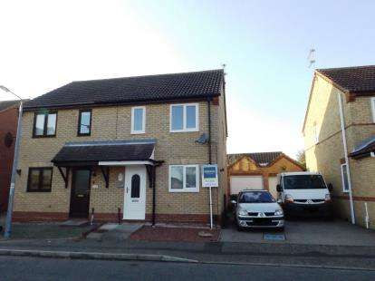 2 Bedrooms Semi Detached House for sale in Bradwell, Great Yarmouth, Norfolk