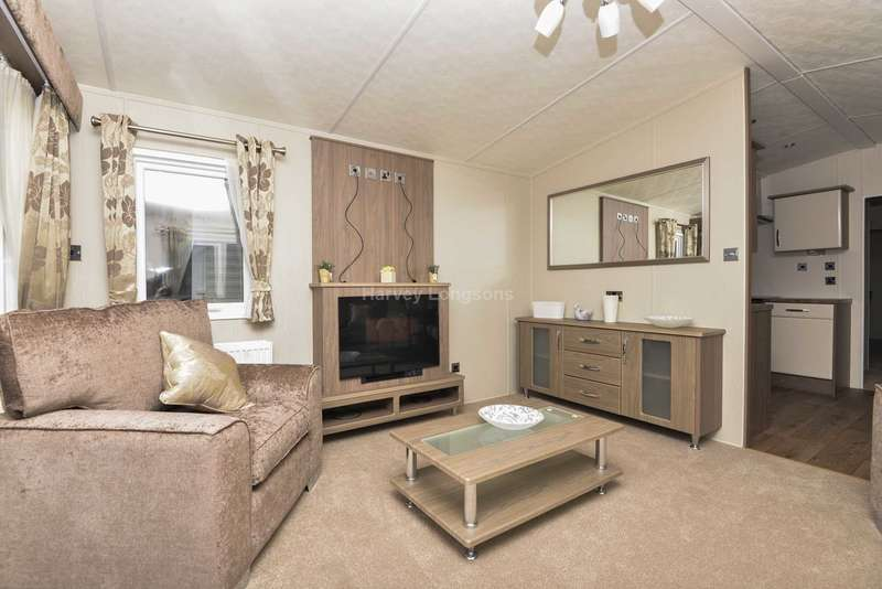 2 Bedrooms Caravan Mobile Home for sale in Birchington, Kent
