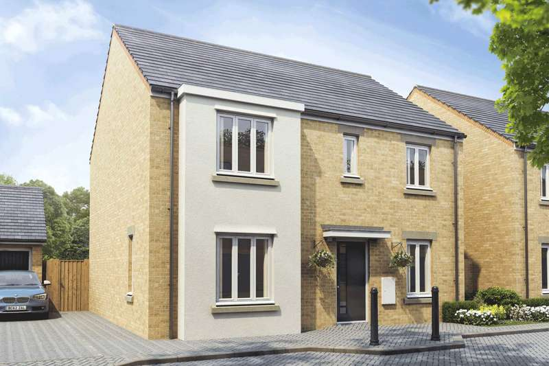 4 Bedrooms Detached House for sale in PloT 425 Saxon Fields, Biggleswade