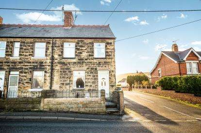 2 Bedrooms End Of Terrace House for sale in High Street, Coedpoeth, Wrexham, Wrecsam, LL11