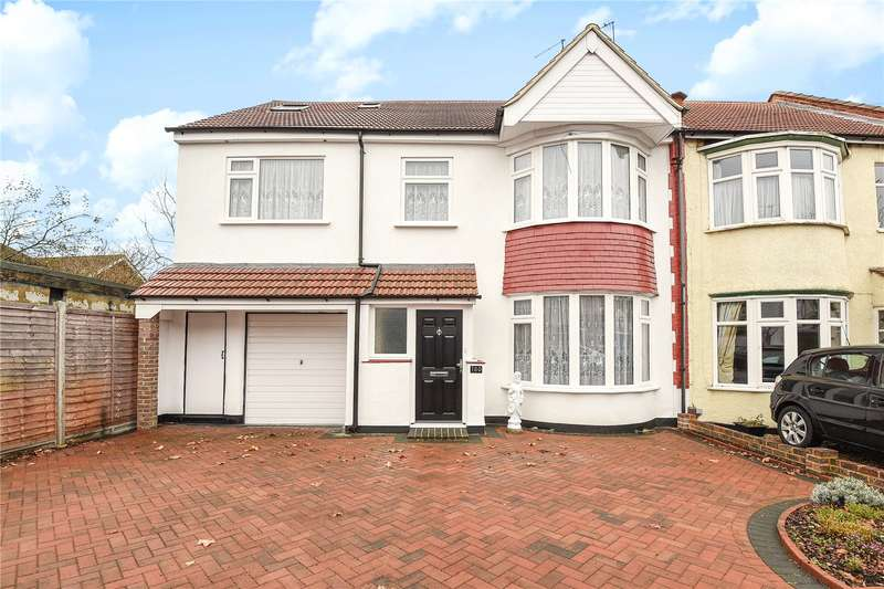 5 Bedrooms Semi Detached House for sale in Canterbury Road, Harrow, Middlesex, HA1