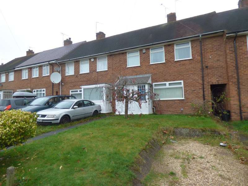 3 Bedrooms Terraced House for sale in Quinton Road West, Quinton, Birmingham, B32 1NA