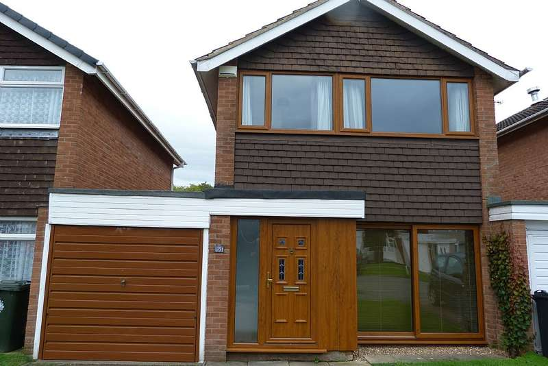 3 Bedrooms Link Detached House for sale in Capenhurst Lane, Whitby, Ellesmere Port, Cheshire, CH65 7AQ