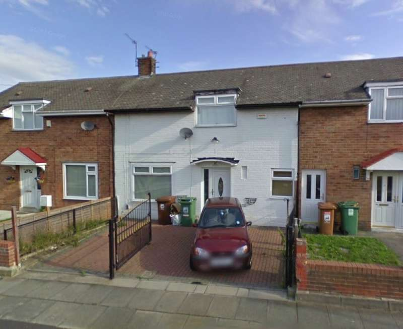 2 Bedrooms Terraced House for sale in Laird Road, Hartlepool, Cleveland, TS25 3LW