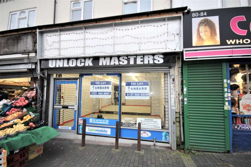 Shop Commercial for rent in Capehill, Smethwick, B66
