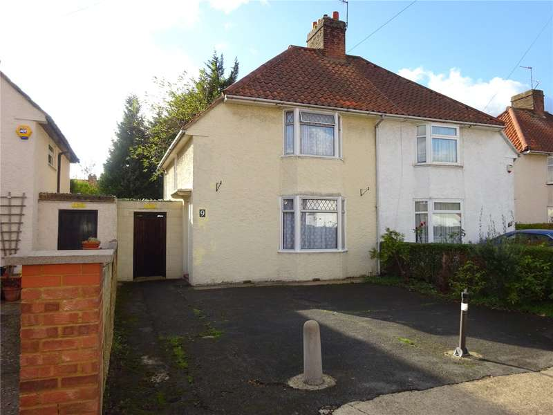 3 Bedrooms Semi Detached House for sale in West Walk, Hayes, Middlesex, UB3