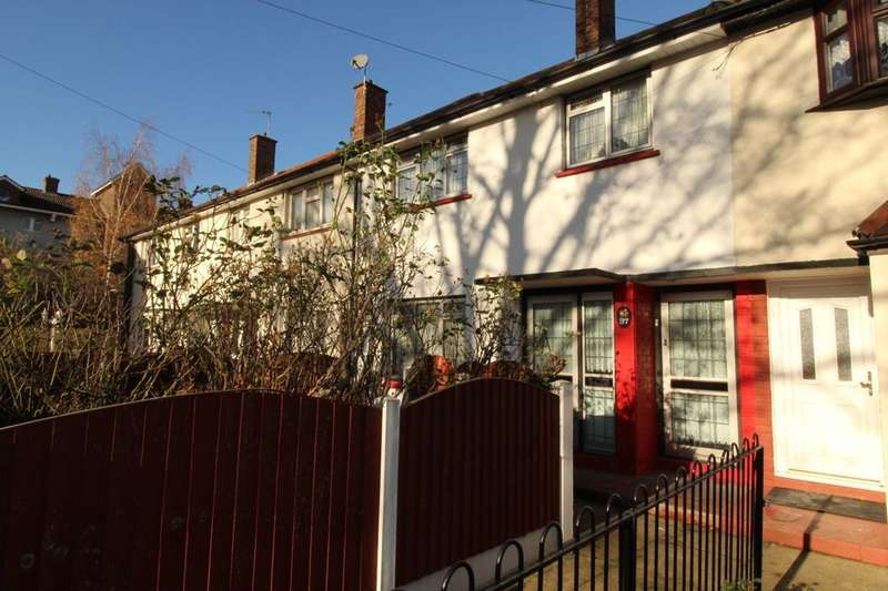 3 Bedrooms Terraced House for sale in Hartington Road, London, E16