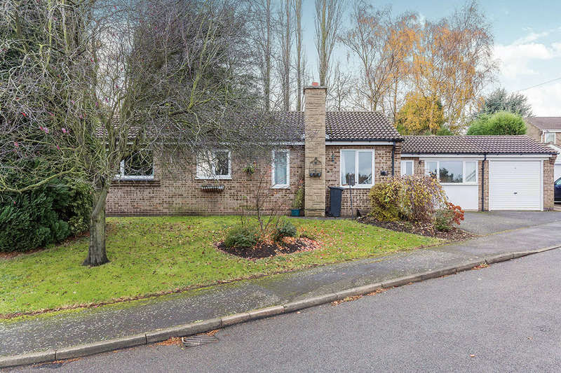 3 Bedrooms Detached Bungalow for sale in Rockland Rise, Whitwick, Coalville, LE67