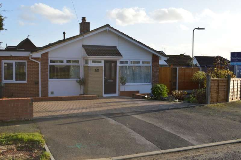2 Bedrooms Detached Bungalow for sale in Maytree Gardens, WATERLOOVILLE, PO8