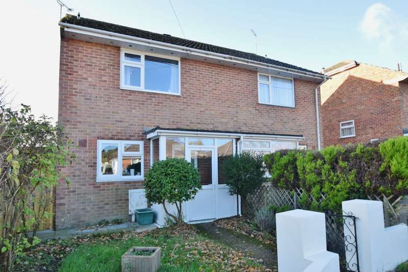2 Bedrooms Semi Detached House for sale in Sandford