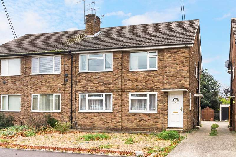 2 Bedrooms Maisonette Flat for sale in Field Road, Feltham, TW14