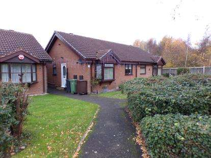 2 Bedrooms Bungalow for sale in Deepwood Close, Walsall, West Midlands