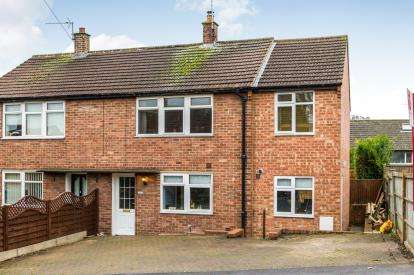 3 Bedrooms Semi Detached House for sale in Charlton Avenue, Knaresborough, .