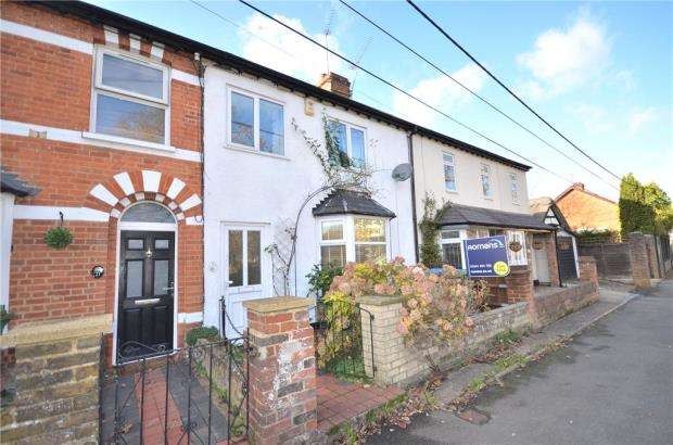 3 Bedrooms Terraced House for sale in Bay Road, Bracknell, Berkshire