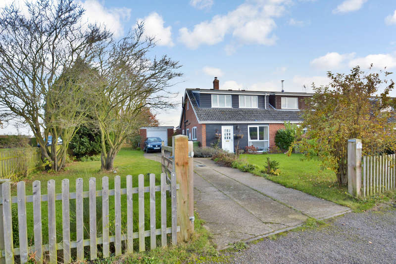 4 Bedrooms Semi Detached Bungalow for sale in Limmer Avenue, Dickleburgh