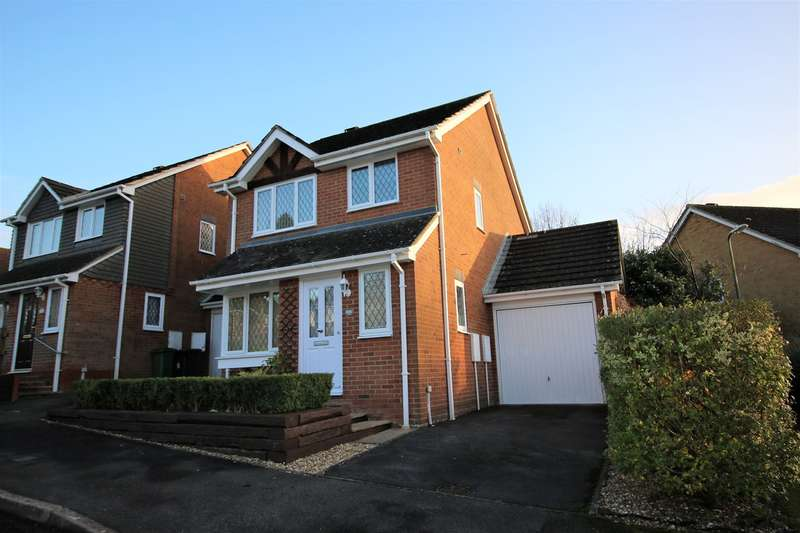 3 Bedrooms Detached House for sale in Inglewood Drive, Hatch Warren, Basingstoke, RG22