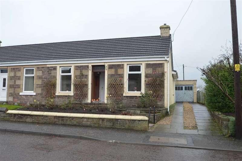 2 Bedrooms Semi Detached House for sale in Carlisle Road, Blackwood