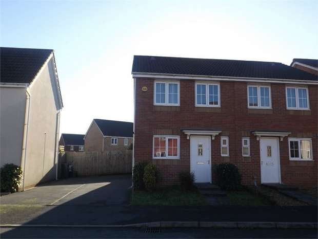 2 Bedrooms End Of Terrace House for sale in Abbottsmoor, Port Talbot, West Glamorgan