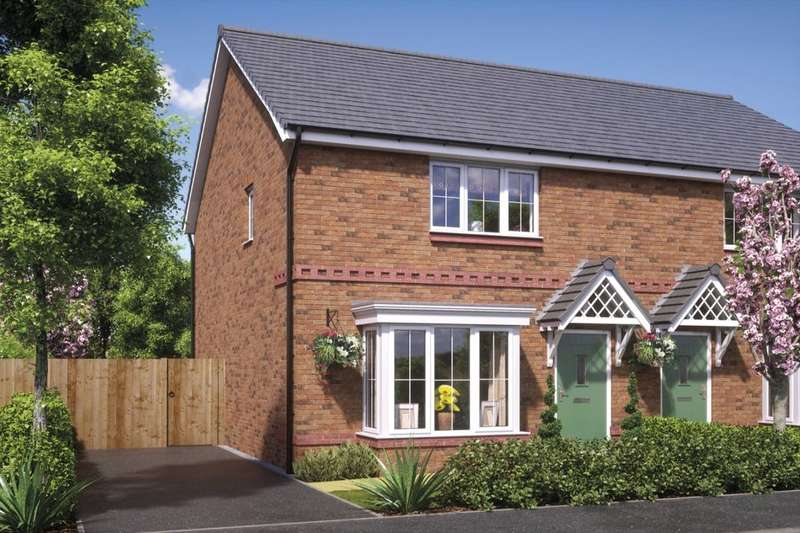 3 Bedrooms Semi Detached House for sale in Gloucester Street, Hamilton Square, Atherton, Manchester, M46