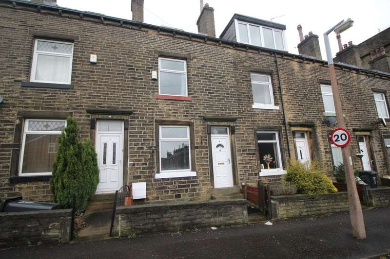 2 Bedrooms Terraced House for sale in Mile Cross Road, Halifax, HX1