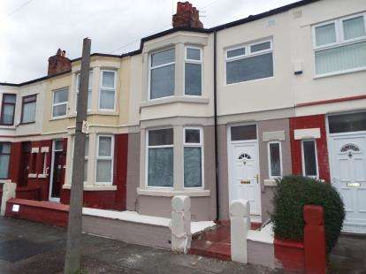 3 Bedrooms Terraced House for sale in Acanthus Road, Liverpool, Merseyside, L13