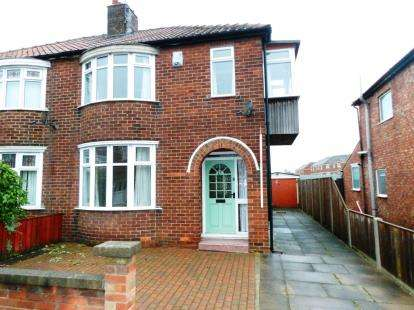3 Bedrooms Semi Detached House for sale in Hatfield Avenue, Middlesbrough