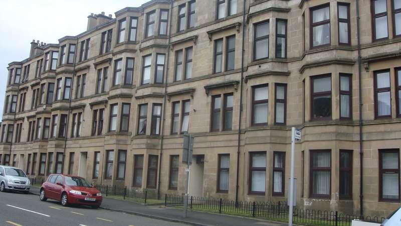 1 Bedroom Flat for rent in Sandbank Street, Flat 1-3