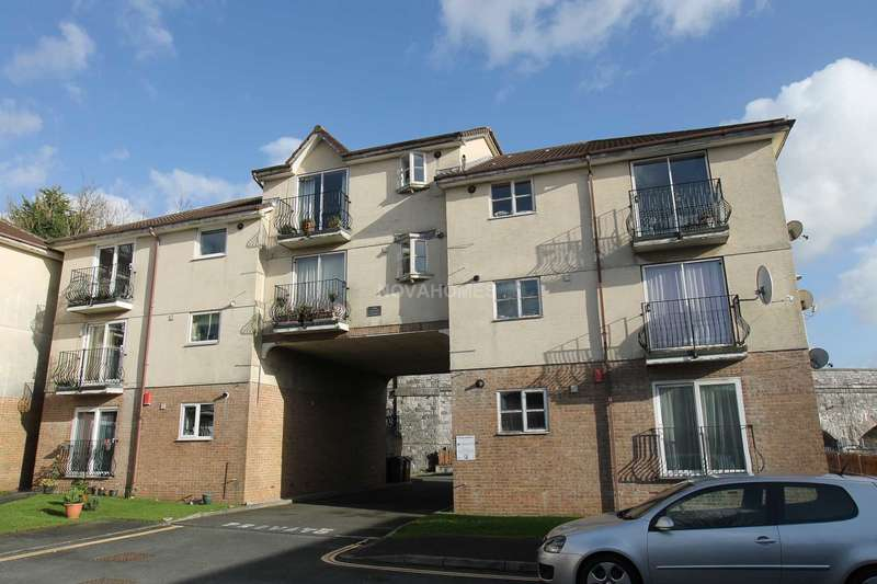 2 Bedrooms Flat for sale in Whitefriars Lane, St Judes, PL4 9RA