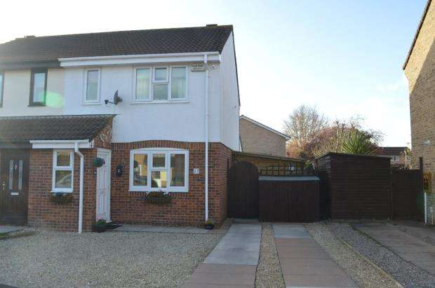 3 Bedrooms Semi Detached House for sale in Redlake Drive, Taunton, Somerset